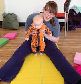 birthzang mum baby yoga reading 11